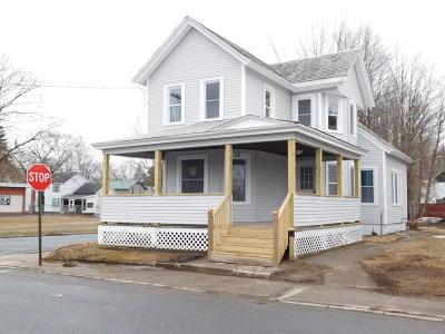 Hudson Falls Vlg Single Family Home For Sale: 22 Locust St