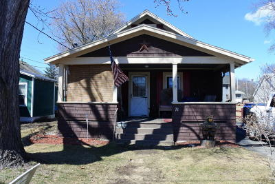 Queensbury Single Family Home For Sale: 76 Boulevard