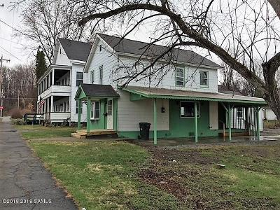 Corinth NY Single Family Home For Sale: $136,000 Sale Pending