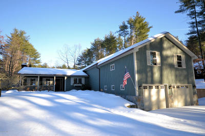 Lake George Single Family Home Contingent Contract: 66 Courthouse Drive