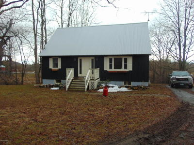 Argyle Single Family Home Contingent Contract: 4739 State Route 40