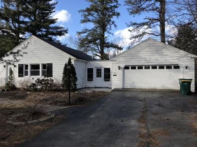 Queensbury Single Family Home Contingent Contract: 231 Aviation Road