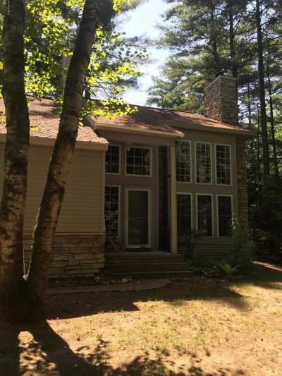 Johnsburg Single Family Home For Sale: 45 Mountain Path Path