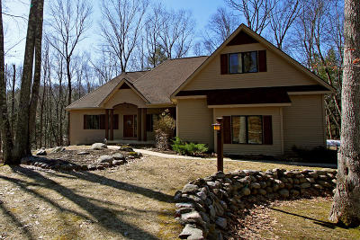 Queensbury Single Family Home Contingent Contract: 65 Hall Road