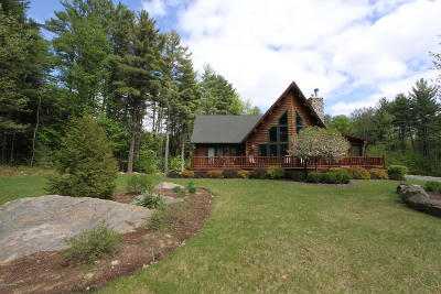 Lake George NY Single Family Home For Sale: $612,000