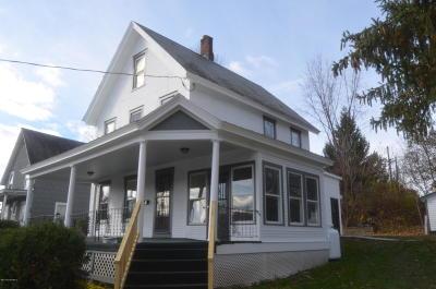 Ticonderoga Single Family Home For Sale: 9 Wiley Street