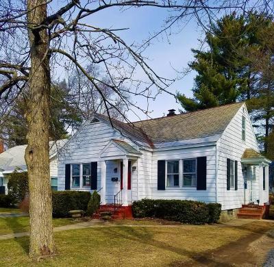 South Glens Falls Vlg NY Single Family Home For Sale: $149,900