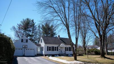 Queensbury Single Family Home Contingent Contract: 16 Barber Ave