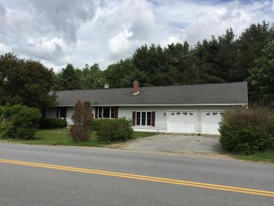Corinth NY Single Family Home For Sale: $189,000