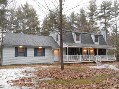 Queensbury Single Family Home Contingent Contract: 79 Laurel Lane