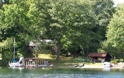 Lake George Single Family Home For Sale: 6 Cramer Point Road