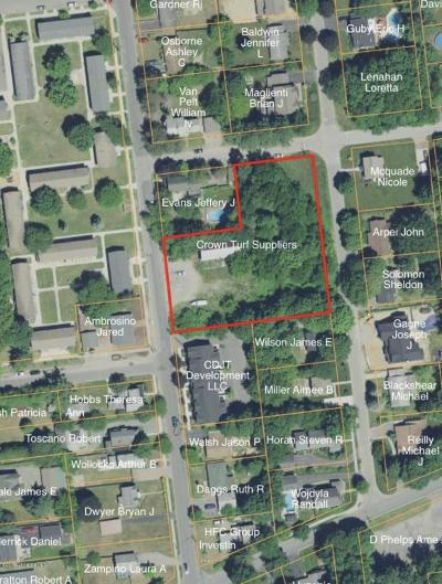 Residential Lots & Land Contingent Contract: 114-118 Jefferson Street