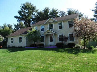 Queensbury Single Family Home For Sale: 141 Farr Lane