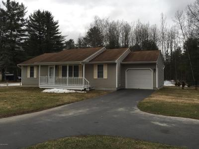 Queensbury Single Family Home Contingent Contract: 68 Aviation Road