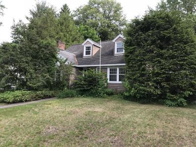Glens Falls Single Family Home Contingent Contract: 31 Fort Amherst Road