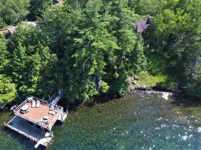 Lake George NY Single Family Home For Sale: $1,950,000