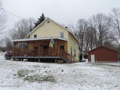Ticonderoga Single Family Home For Sale: 152 Veterans Road