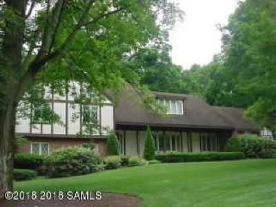Queensbury Single Family Home For Sale: 51 Wincrest Drive