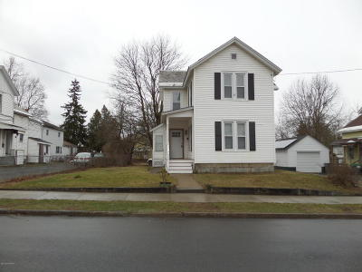 Hudson Falls Vlg Single Family Home For Sale: 11 4th Avenue