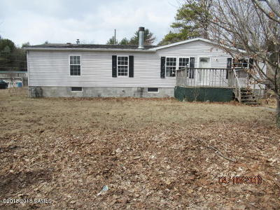 Queensbury Single Family Home For Sale: 51 Wisconsin Ave