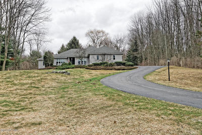 Queensbury Single Family Home Contingent Contract: 6 Cobblestone Drive