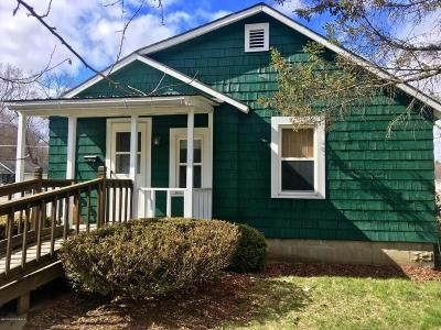 Glens Falls Single Family Home Contingent Contract: 37 E Tremont Street
