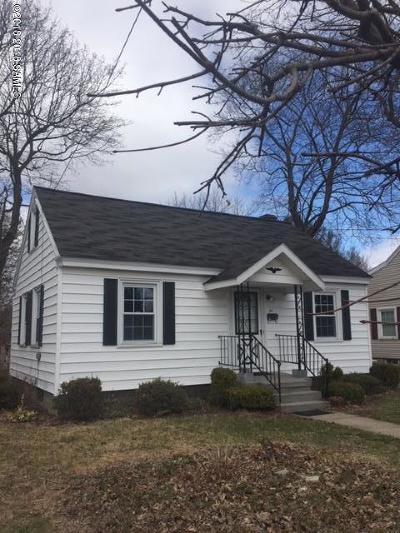 South Glens Falls Vlg NY Single Family Home Contingent Contract: $110,000