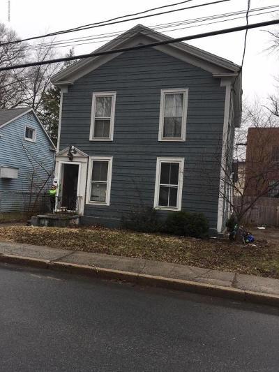 Hudson Falls Vlg Single Family Home For Sale: 5 Mulberry Street