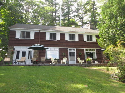 Lake George NY Single Family Home Contingent Contract: $1,875,000