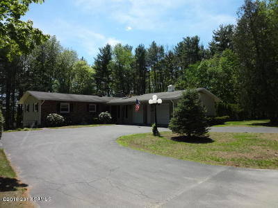 Lake George Single Family Home For Sale: 32 Glen Lake Rd Road