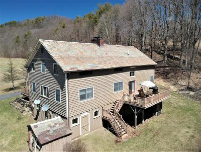 Salem Single Family Home Contingent Contract: 482 County Rte 30