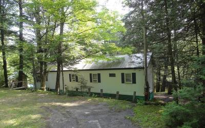 Schroon Single Family Home For Sale: 18 Miller Road