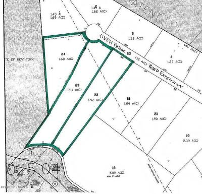 Residential Lots & Land For Sale: 00 Overbrook Road