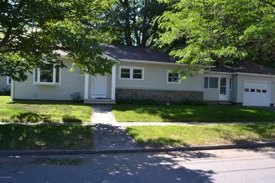 Glens Falls Single Family Home Contingent Contract: 48 Coolidge Avenue