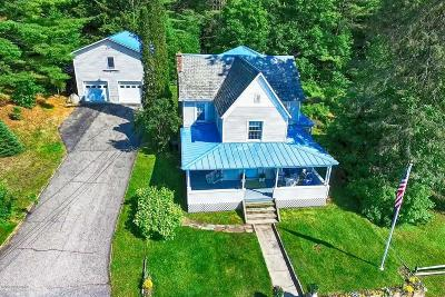 Brant Lake Single Family Home For Sale: 6624 Nys Rte.8