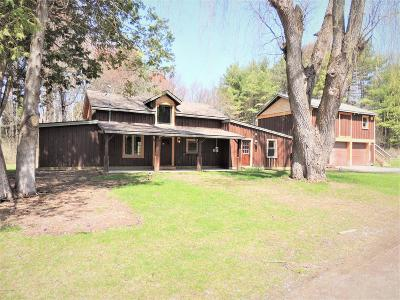 Queensbury Single Family Home For Sale: 2156 Ridge Road