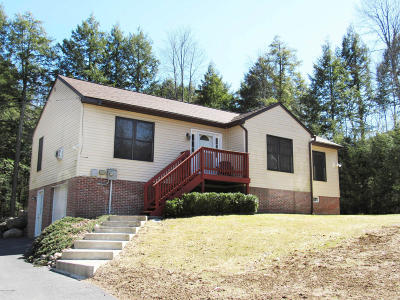 Lake George NY Single Family Home Contingent Contract: $199,900