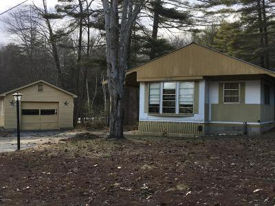 Warrensburg NY Single Family Home For Sale: $71,900