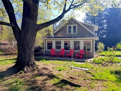 Queensbury Single Family Home Contingent Contract: 3 Parkview Avenue