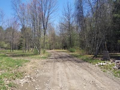 Saratoga County Residential Lots & Land For Sale: Dimmick Road