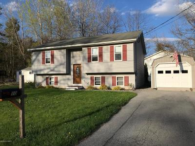 Glens Falls Single Family Home Contingent Contract: 12 Faxon Street
