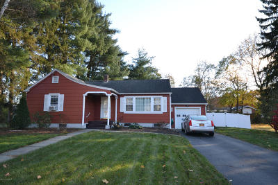 Glens Falls Single Family Home Contingent Contract: 9 Webster Avenue