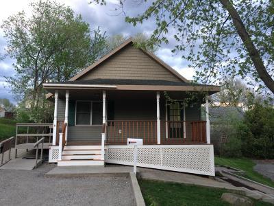 Ticonderoga Single Family Home For Sale: 78 Wayne Avenue Avenue