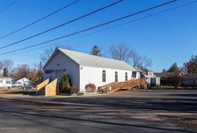 Glens Falls Single Family Home For Sale: 62-66 Staple Street