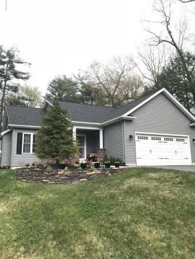 Moreau Single Family Home For Sale: 13 Sweet Road