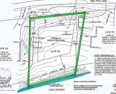 Residential Lots & Land For Sale: 00 Red Fox Lane