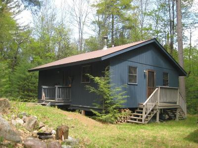 Schroon Single Family Home For Sale: 367 Hollow Road