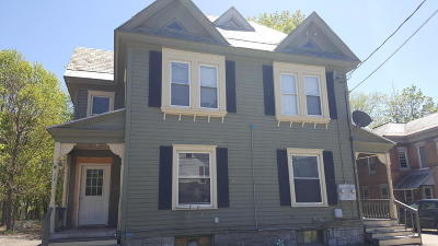 Glens Falls Multi Family Home For Sale: 140 South Street