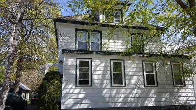South Glens Falls Vlg NY Multi Family Home For Sale: $169,000