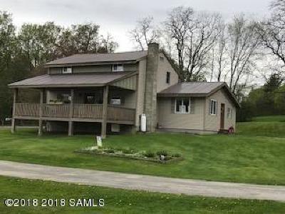 Ticonderoga Single Family Home For Sale: 1757 Nys Rte 9n